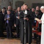 Em encontro ecumênico na Letônia, Papa frisa reconciliação e comunhão