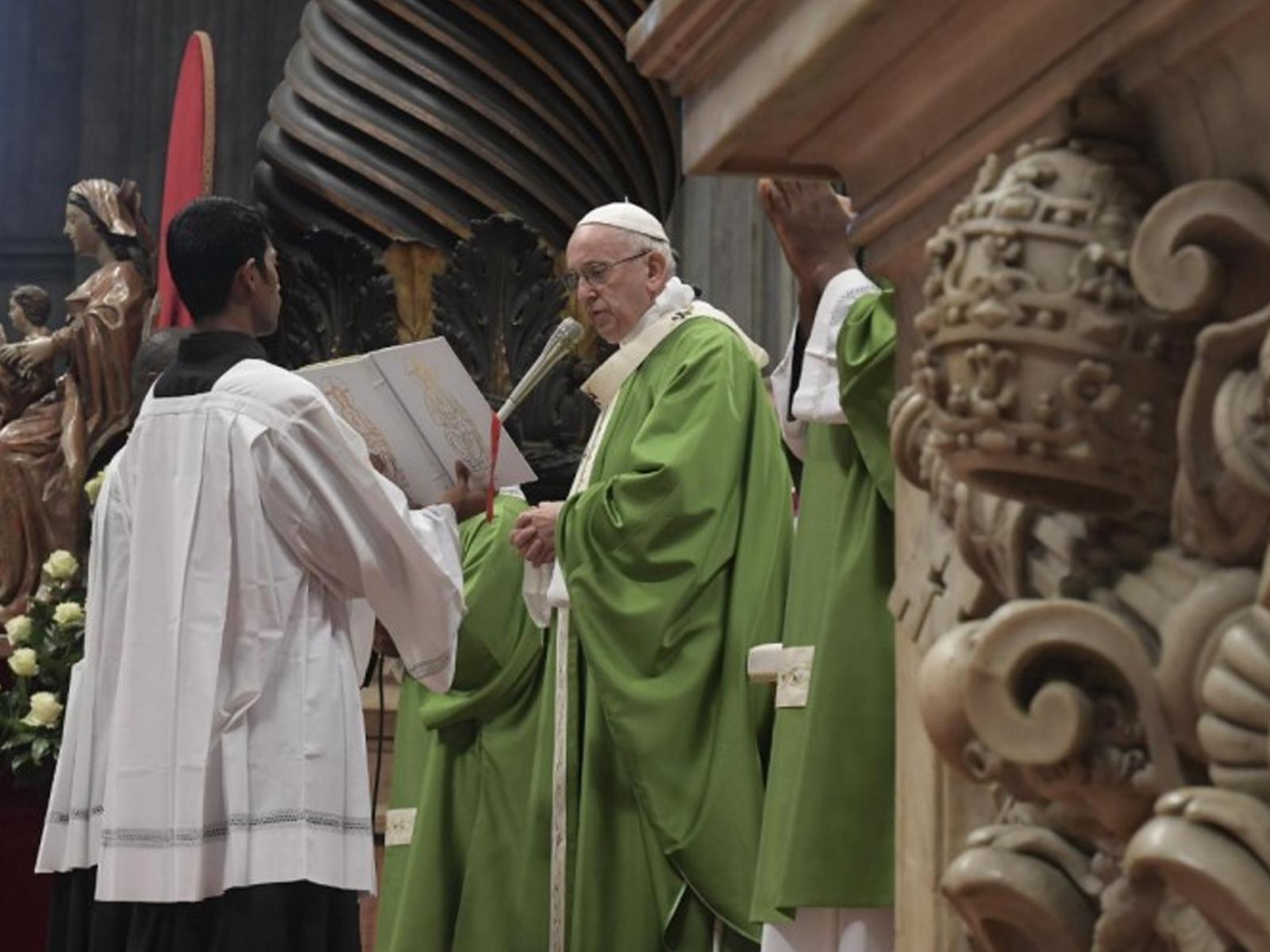 Deus é Jovem E Ama Os Jovens Afirma Papa Francisco