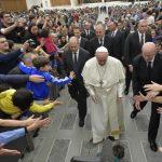 """Papa Francisco: """"Não podemos viver de esperas, mas na espera"""""""