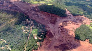 Rejeito atingiu o Rio Paraopeba, diz Corpo de Bombeiros
