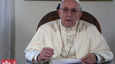 Papa Francisco volta a falar do Pacto Educativo Global