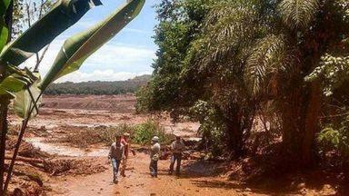 Barragem da Vale rompe em Brumadinho (MG)