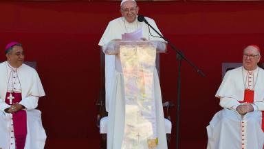 Relembre como foram os dias do Papa Francisco no Panamá