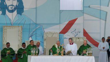 JMJ: Jovens são o 'agora' de Deus, diz Papa em Missa de Encerramento
