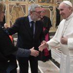 Papa: história deve ensinar ao mundo sedento de verdade, paz e justiça