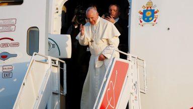 Papa a jornalistas: veja temas abordados na coletiva de volta do Panamá