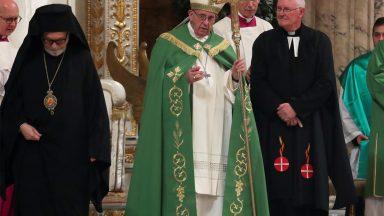 Papa Francisco recorda os 25 anos da