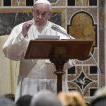 Papa aos diplomatas:ter em vista a paz e o bem integral humano
