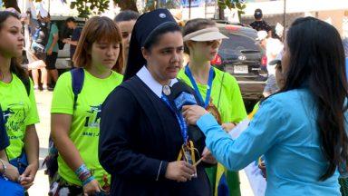 Tragédia de Brumadinho: na JMJ, religiosos de Schoenstatt rezam por atingidos