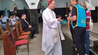 Presidente da CNBB visita familiares de vítimas de Brumadinho