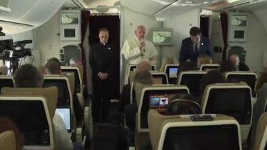 Papa fala de abusos, carta de Maduro e declaração sobre fraternidade