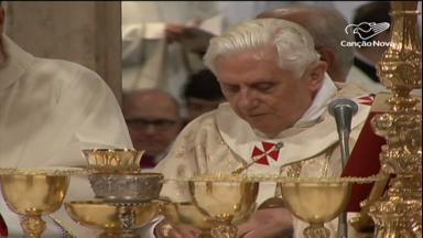 Em Roma, Papa emérito Bento XVI celebra 92 anos de vida