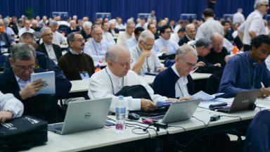 Bispos concluem votação para secretário-geral da CNBB