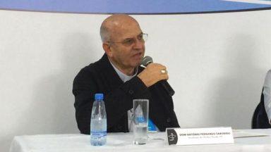 Dom Saburido comenta preparativos para o XVIII Congresso Eucarístico