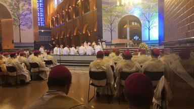 Ser cristão exige forte experiência de encontro com Jesus, diz bispo