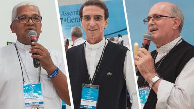 Três presidentes de comissões episcopais pastorais já foram eleitos