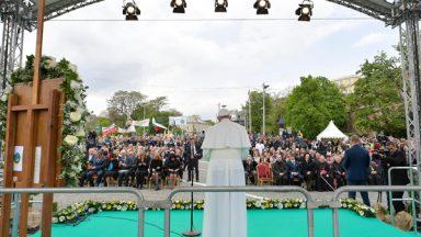 Papa no Regina Coeli: Bulgária seja terra de encontro