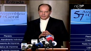 Arcebispo de BH, Dom Walmor é o novo presidente da CNBB