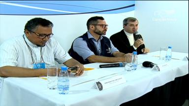Situação de barragens está entre os temas debatidos pelos bispos, em Aparecida