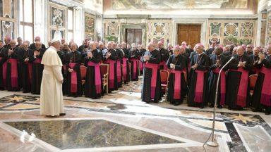 Defendam a Igreja, pede Papa Francisco a Núncios Apostólicos