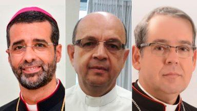 Papa nomeia bispos para dioceses de Caruaru, Catanduva e Cristalândia