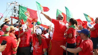Portugal anuncia início da peregrinação da cruz e do ícone da JMJ