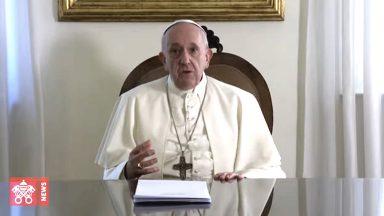 Papa Francisco aos moçambicanos: rezemos pela consolidação da paz