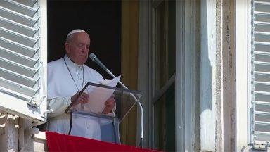 Papa Francisco felicita troca de prisioneiros entre Rússia e Ucrânia