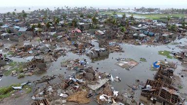 Moçambique: seis meses após ciclone, reconstrução avança lentamente