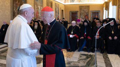 Papa aos bispos: