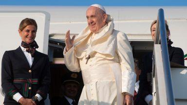 31ª Viagem Apostólica: Papa Francisco a caminho de Moçambique