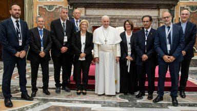Pároco do interior recebe telefonema do Papa Francisco