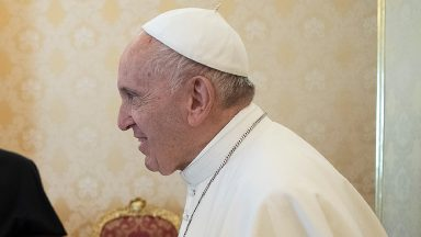 Papa Francisco recebe delegação do Exército da Salvação