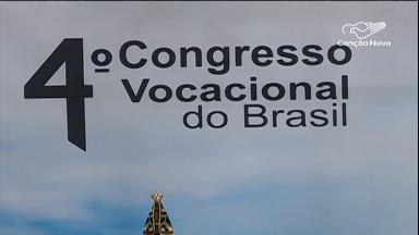 Em Aparecida, Congresso discute a vocação religiosa