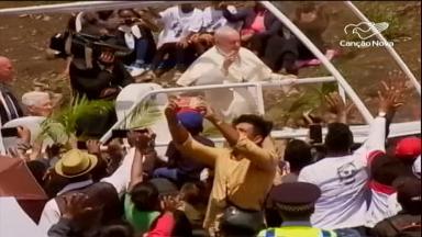 Em sua última etapa na África, Papa visita Ilhas Maurício