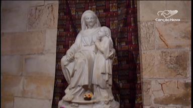 Nascimento de Maria: fiéis se reúnem na Basílica de Santana