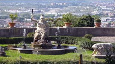 Vila d'Este, na Itália, conta com um dos jardins mais belos do mundo