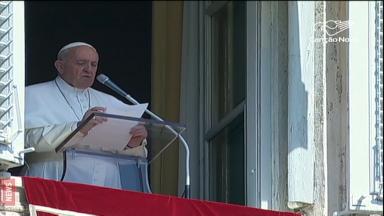 Papa Francisco expressa alegria por acordo entre Rússia e Ucrânia