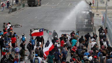 Bispos chilenos pedem diálogo e respeito aos direitos fundamentais