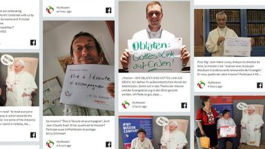 Campanha #MyMission reúne iniciativas de evangelização no mundo digital
