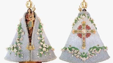 Conheça o manto de Nossa Senhora de Nazaré no Círio 2019