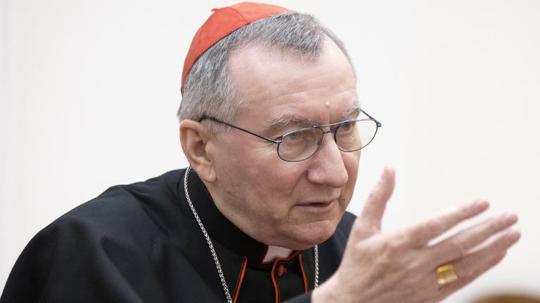 cardeal parolin