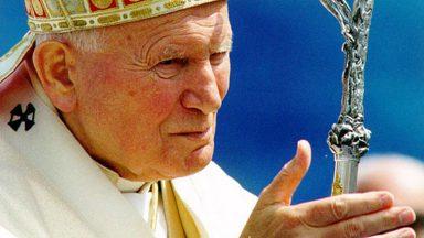 Papa Francisco recorda 41 anos da eleição de João Paulo II como Papa