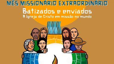 Mês Missionário: religiosos explicam Missão Ad Gentes