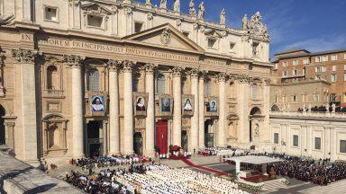 Canonização de irmã Dulce reuniu milhares de brasileiros no Vaticano