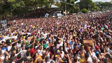 Procissão do Círio de Nazaré 2019 lota ruas de Belém neste domingo
