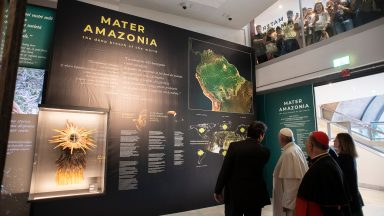 Mostra sobre a Amazônia é inaugurada nos Museus Vaticanos