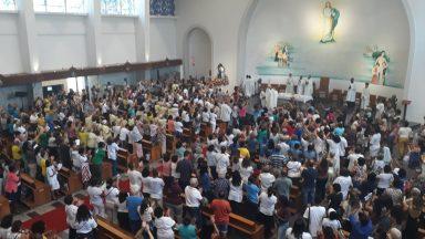 Salvador: celebrada primeira Missa no Santuário dedicado à irmã Dulce