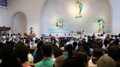 Frei do Santuário de Irmã Dulce destaca exemplo da santa em Salvador