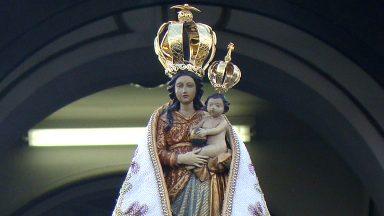 Manto de Nossa Senhora de Nazaré terá grande impacto visual, conta estilista